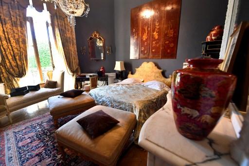 Une vie de palace chez soi: le Ritz met son mobilier aux enchères