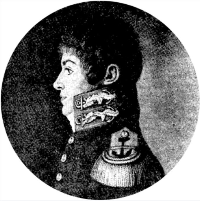 Louis Claude de Saulces de Freycinet joua sa carrière en embarquant son épouse clandestinement pour une mission officielle. Le roi Louis XVIII fut magnanime…