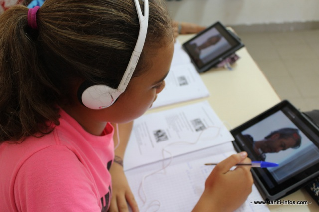 Comment la technologie peut-elle booster l'enseignement ?