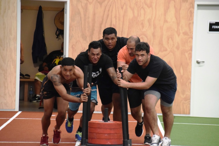 Rugby -  Découverte : L'as Pirae en tournée au pays des All Blacks