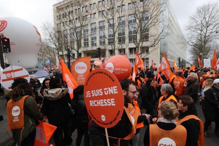 Fonctionnaires: les syndicats unis pour la grève du 22 mai