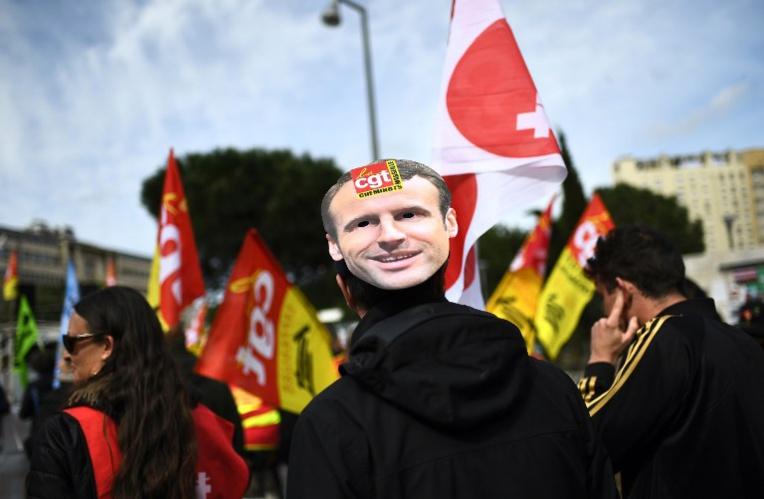 """Grève nationale jeudi, première tentative de """"convergence des luttes"""""""