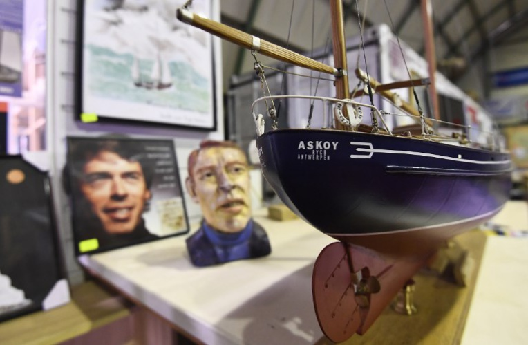 """Remettre à l'eau le voilier de Jacques Brel, le projet """"fou"""" d'une fratrie flamande"""