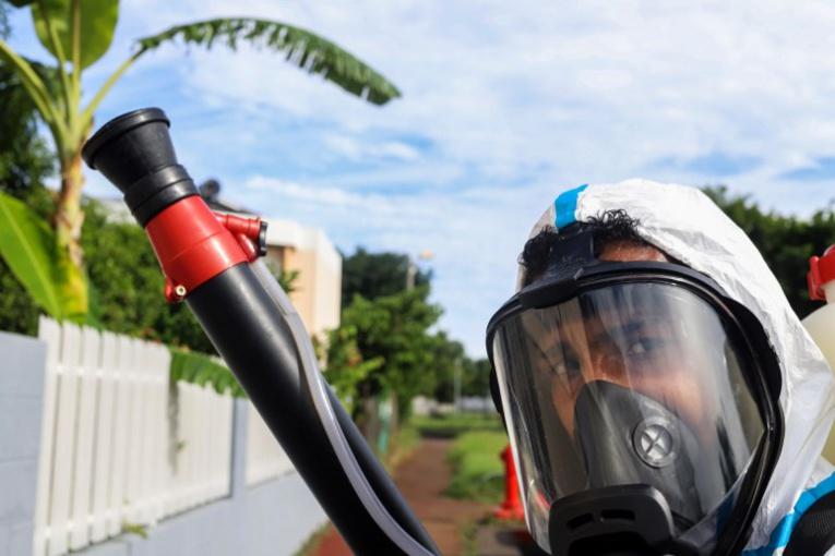 L'épidémie de dengue s'intensifie à La Réunion