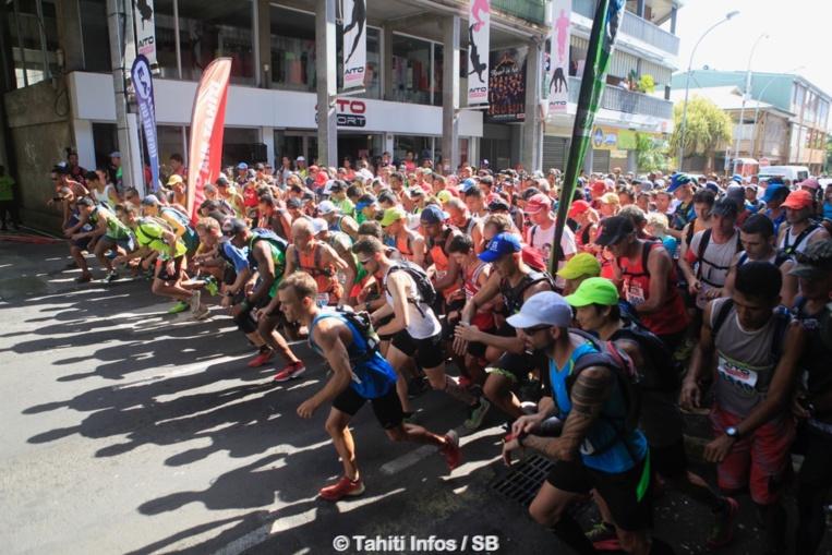 Course à pied - 3e Trail Aito Sport : Une course intense remportée par Samuel(...)