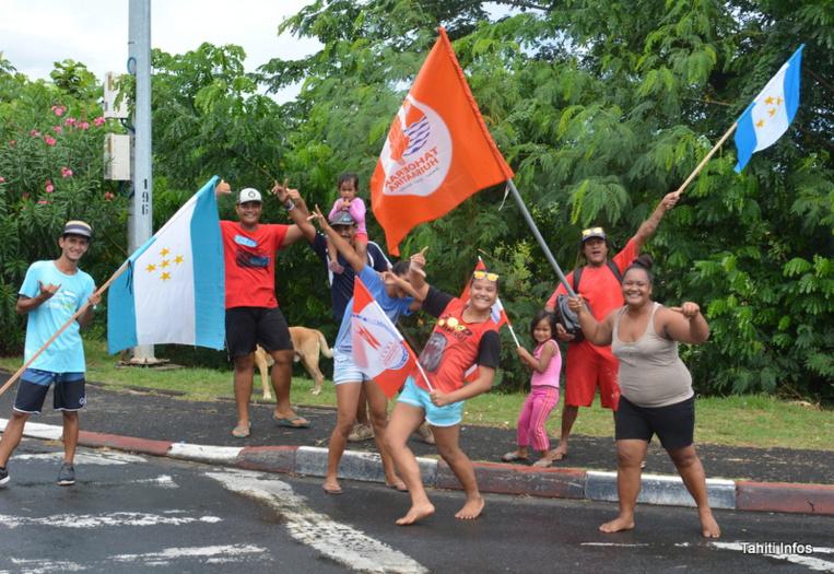 Aujourd'hui il fallait voter partout en Polynésie