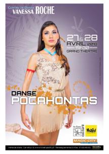 Le Centre Vanessa Roche fait danser Pocahontas