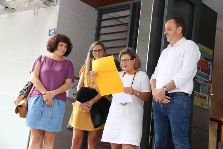 La Commission de recensement des votes a proclamé les résultats définitifs du premier tour des Territoriales 2018, ce lundi en fin de matinée.