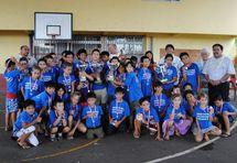 Tournoi d'échecs à l'école primaire de FARIIMATA
