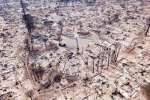 """Entre inondations et sécheresses, la Californie vers un climat """"volatil"""""""