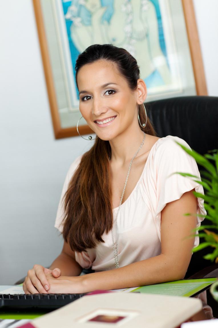 """""""La préparation est très importante"""", souligne Leïana Faugerat. """"Plus on se prépare physiquement et mentalement, plus on a de chances d'arriver loin à Miss Tahiti"""