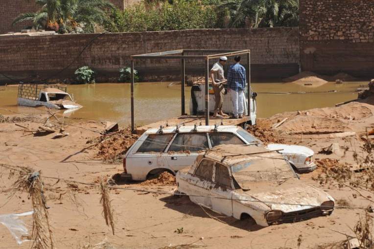 Cinq morts en 48 heures dans des inondations en Algérie