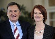 L'Australie porte sa première femme à la tête du gouvernement