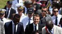 Macron en Australie puis en Nouvelle-Calédonie, à six mois du référendum sur l'indépendance