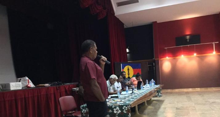 """Les Polynésiens """"ont toute leur place, qu'ils soient citoyens ou non"""" en Nouvelle-Calédonie (FLNKS)"""