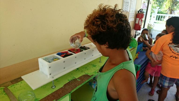 Les enfants de Fakarava ont créé leurs propres G-Cubes