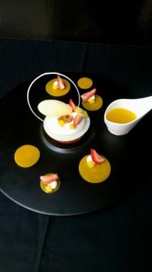 Florent Chevalier, meilleur pâtissier de Polynésie, ou quand la pâtisserie devient un art !