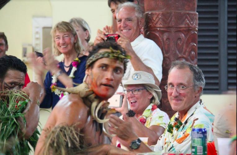 Rally World ARC 2018: les équipages accueillis à Papeete