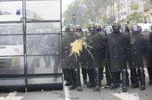 Violences du 1er-Mai: la stratégie policière contestée