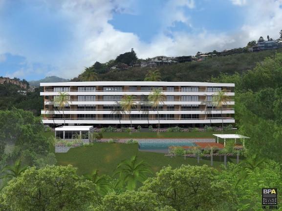 La résidence sera composée de 25 appartements.