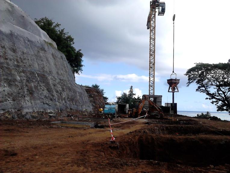 Une résidence de haut standing de 25 logements à Punaauia