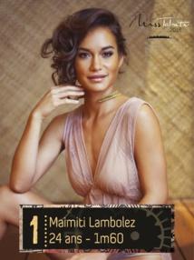 1 - Maimiti Lambolez