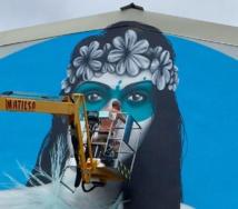 Street-art: Le Festival Ono'u en Polynésie française du 2 au 17 juin 2017