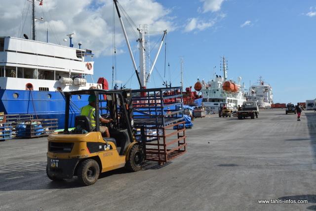 En 2017, le pays a investi 145 millions de francs dans la prise en charge du fret des matériaux de construction pour les habitants des archipels.