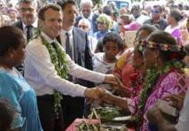 N-Calédonie: le principal parti non indépendantiste conquis par Macron