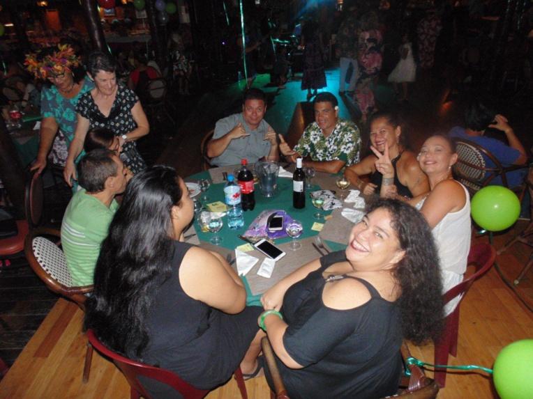 Près de 380 personnes ont participé au bal annuel de l'association Un don de vie, vendredi à Punaauia.