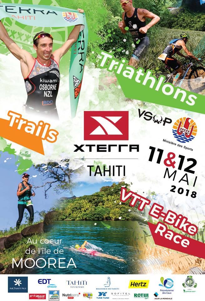 Triathlon Nature - Xterra Tahiti : Six mois de préparation avant le jour J