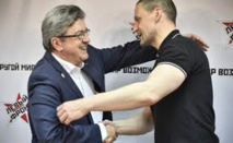 Mélenchon à Moscou pour fêter la victoire sur les nazis