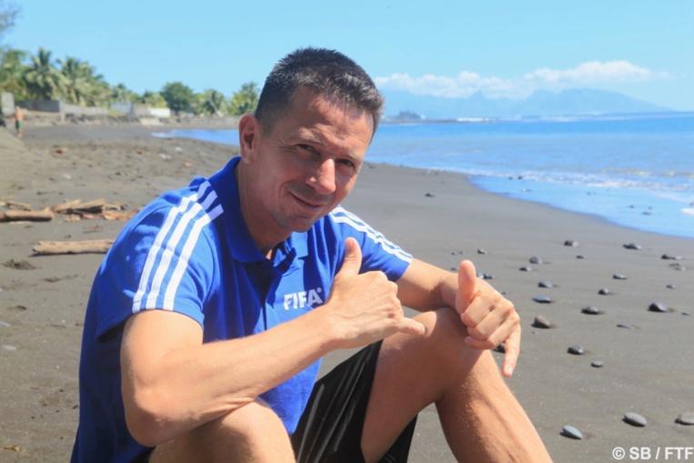 """""""El Général"""" est un amoureux de la Polynésie"""