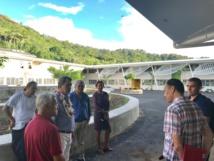 Le collège-lycée de Bora Bora sera bien opérationnel à la rentrée d'août 2018