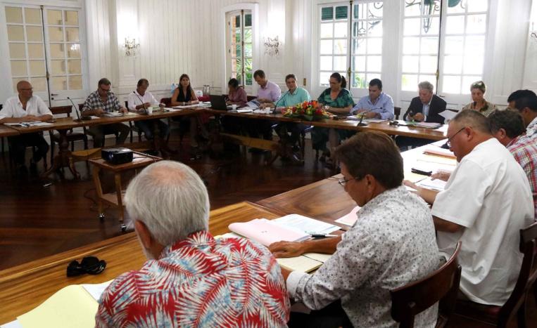 Réunion du Conseil d'administration d'Air Tahiti Nui