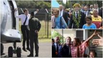 """Macron """"a trouvé les mots et les gestes"""" en Nouvelle-Calédonie, estime Valls"""