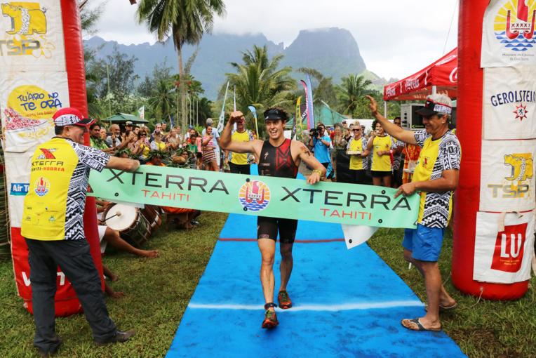 Mauricio Mendes remporte le Xterra 2018