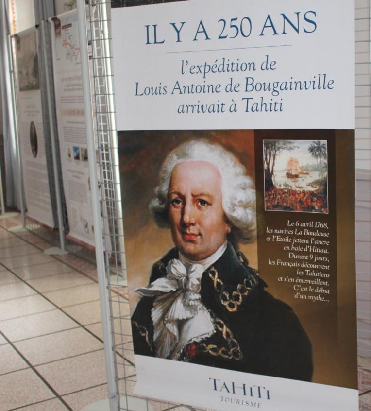 L'exposition est visible jusqu'au 29 mai dans la salle annexe des mariages de la mairie de Papeete de 9h30 à 16h30.