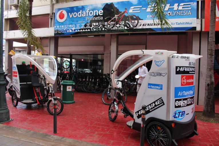 E-bike polynesia, acteur du tourisme vert