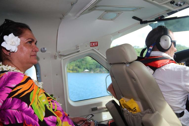Tahiti Air Charter : début des vols en hydravion aux îles Sous-le-vent