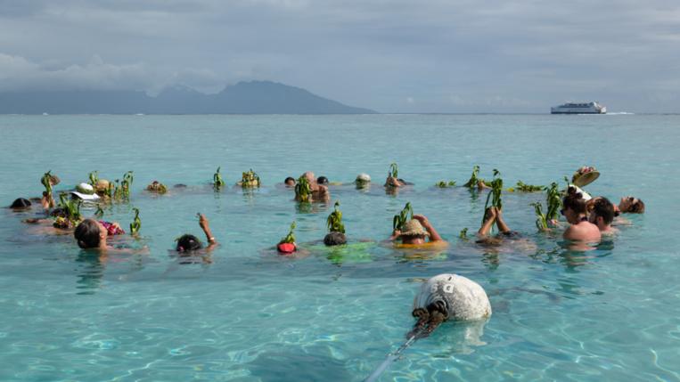 """""""Tere nā tai"""", une balade sur le lagon avec Tahiti Tourisme"""