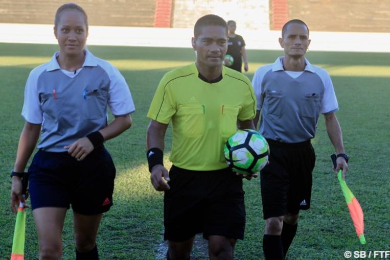 Football - Coupe du Monde 2018 : L'arbitre Norbert Hauata a été(...)