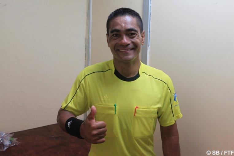 Football - Coupe du Monde 2018 : L'arbitre Norbert Hauata a été sélectionné