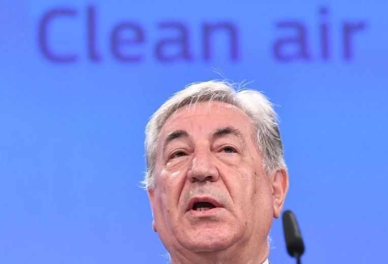 Qualité de l'air: l'UE tousse mais bute sur ses propres normes