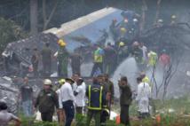 Cuba: un avion s'écrase à La Havane avec plus de 100 passagers à bord, 3 survivants