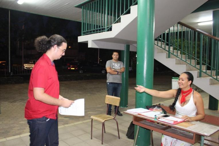 Des élèves polynésiens tentent leur chance à l'académie de l'Union