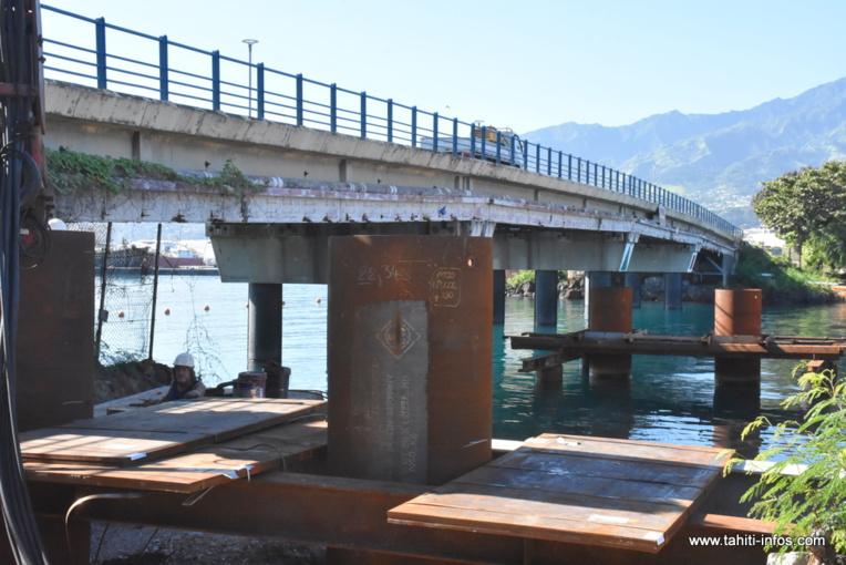 Les travaux pourraient être achevés en fin d'année 2018. La circulation routière sera maintenue pendant toute la durée du chantier.
