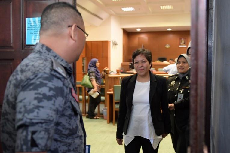 Une Australienne condamnée à mort pour trafic de drogue en Malaisie