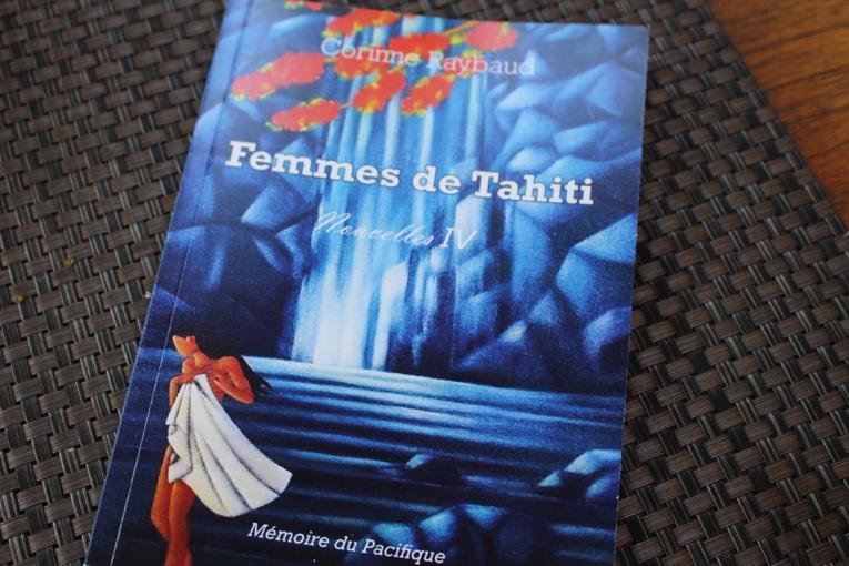 Le 4e tome de Femmes de Tahiti vient de paraître