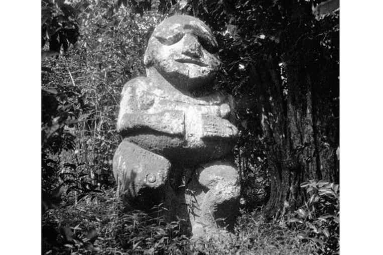 l'histoire des Tiki de Raivavae